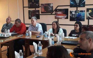 Viceprimer Ministro cubano desarrolla jornada de trabajo en Villa Clara