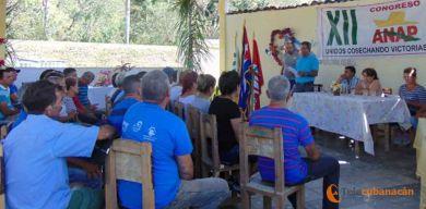 Elige Manicaragua delegado directo al Congreso de la Anap