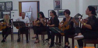 Música de concierto en Manicaragua