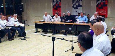Preside Díaz-Canel balance anual de la política exterior de Cuba en 2019