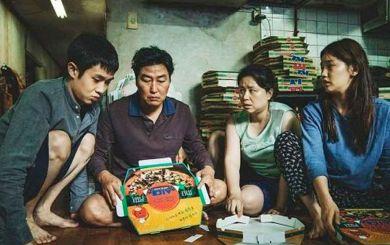 Parasite, el drama surcoreano sobre las clases sociales, arrasa en los Óscar (+ Listado completo)