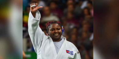 Judocas Idalis Ortiz e Iván Silva estarán en Qatar con la mira en Tokio