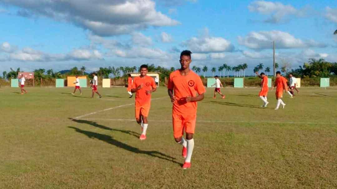 Foto: Fútbol Cubano