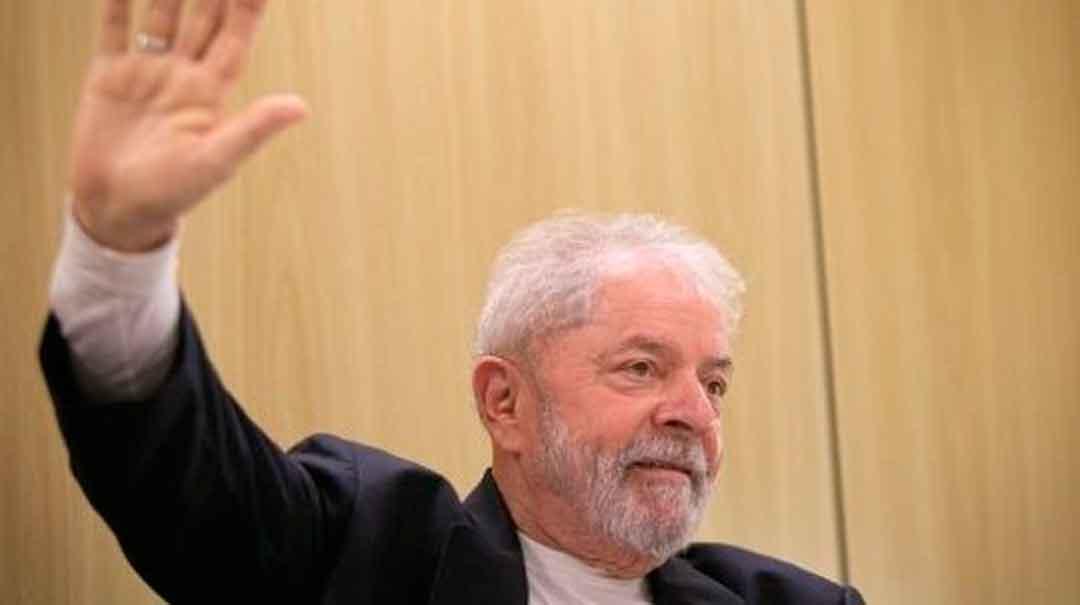 """Lula dijo que """"no descanso, no me detengo, voy a seguir viajando por Brasil, por el mundo. Pero creo que tratarán de crearme dificultades"""". Foto: PT Brasil."""