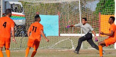 Villa Clara de fútbol gana y sube al segundo lugar