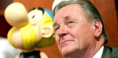 Muere Albert Uderzo, uno de los creadores de Astérix