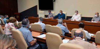 Díaz-Canel: Ante la COVID-19, todos dependemos de cada uno