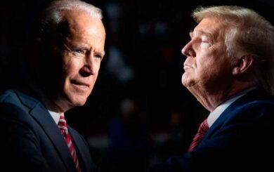Trump y Biden marchan parejos en carrera electoral según encuestas