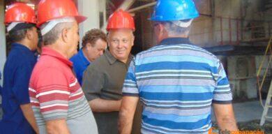 Recorre Vice Primer Ministro empresas azucareras de Villa Clara