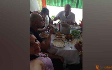 Comida familiar… a domicilio