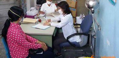 Alina: Enfermera de corazón