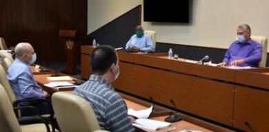 Gobierno cubano en alerta y trabajando contra la COVID-19
