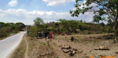 Lamentable accidente de tránsito en Manicaragua, deja un saldo de 12 lesionados