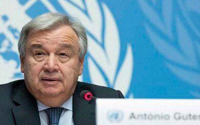 Secretario General de la ONU pide hacer del 2021 un tiempo de sanación