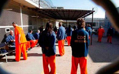 COVID-19 en el mundo: Más del 70 por ciento de reclusos estudiados en EE.UU. dan positivos a COVID-19