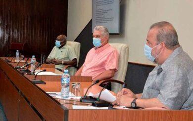 Prosigue Gobierno cubano su empeño para hacer frente a la COVID-19