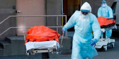 EE.UU. se convierte en el primer país en reportar más de 2 mil muertes en un solo día