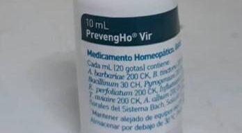 Aplican fármaco homeopático como profilaxis ante la COVID-19