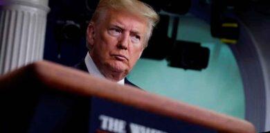 Trump suspende financiamiento a la OMS en medio de la pandemia de COVID-19