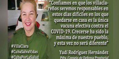 Llama el Consejo de Defensa en Villa Clara a intensificar las pesquisas diarias