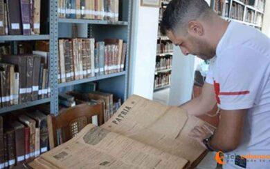 Valiosa colección bibliográfica