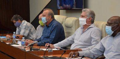 Anuncia el Gobierno cubano nuevas medidas para el reforzamiento del combate frente a la COVID-19