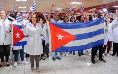 Crece apoyo a propuesta de Premio Nobel de la Paz para médicos cubanos