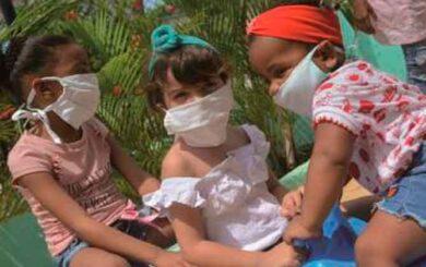 Alta afectación por la COVID-19 en edades pediátricas en Villa Clara