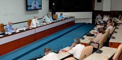 Consejo de Ministros insta a salvar vidas y estimular la economía