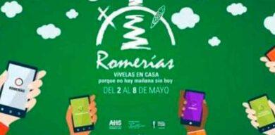 Convida la AHS a vivir las Romerías de Mayo hoy desde casa