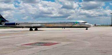 Arriba a Cuba vuelo chárter procedente de Estados Unidos con ciudadanos varados