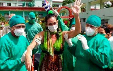 La enfermera de Caibarién y el milagro de la vida