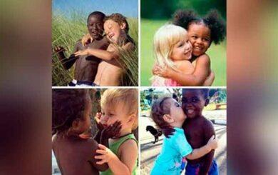 Los niños son la esperanza de un mundo lleno de magia