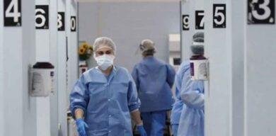 COVID-19 revive en hospitales de Estados Unidos una pesadilla similar a la del 11 de septiembre