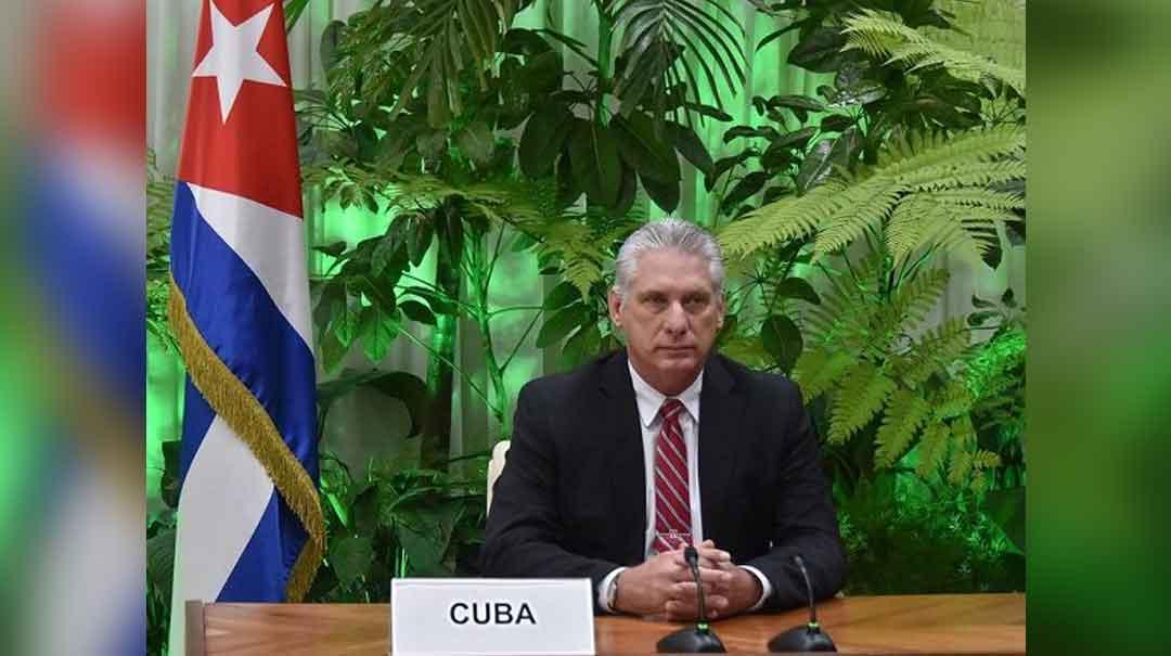 Diaz canel presidente cuba