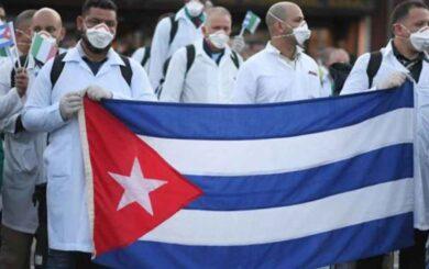 Agradece Presidente de Cuba a San Vicente y las Granadinas por nominación de médicos al Nobel de la Paz