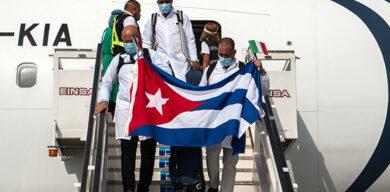 Cuba ha atendido en la salud a casi un tercio de la humanidad
