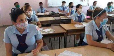 Hasta ahora, no hay estudiantes contagiados con la COVID-19, afirma Ministra cubana de Educación