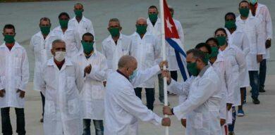 Iniciativas francesas respaldan pedido del Nobel de la Paz a médicos de Cuba