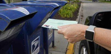 Comienza en Estados Unidos voto por correo para elecciones presidenciales