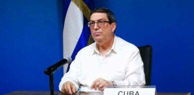 Cuba es reconocida por llevar salud a otros pueblos y no guerras, afirma Canciller