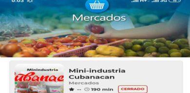 Nueva aplicación permite comprar a distancia en Villa Clara