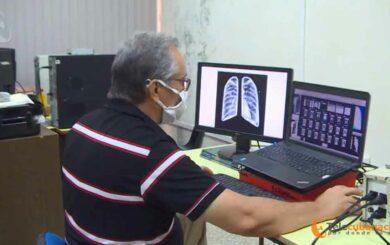 Software para el diagnóstico temprano de COVID-19 progresa en universidad villaclareña